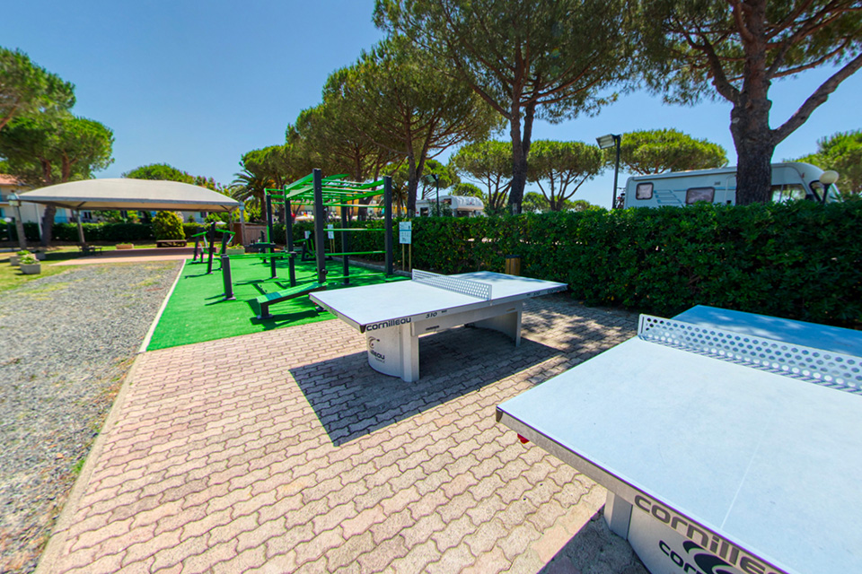 CAMPING TRIPESCE - SERVICES